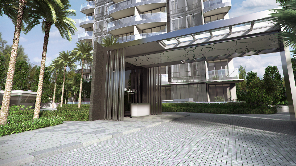 Hallmark Residences :: By MCL Land EC Developer